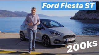 Najvatreniji🔥 mali Hot Hatch? Ford Fiesta ST - testirao Branimir Tomurad