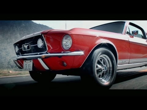 Ford Mustang GT 1967 Fastback - Wheeler Dealers