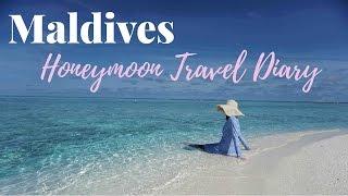 Honeymoon Travel Diary