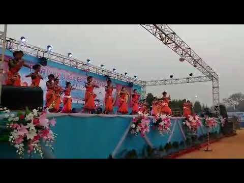 Sps platinum jubilee Lal pahari dance