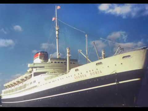 SS Andrea Doria Tribute