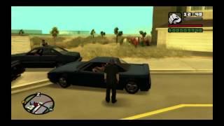 GTA San Andreas® 100% walkthrough part 93 - Slamvan & the Cheetah