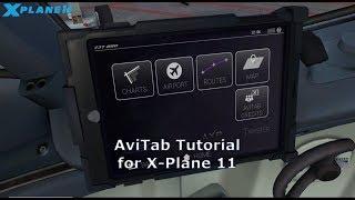 Х-Літак 11 - AviTab Підручник