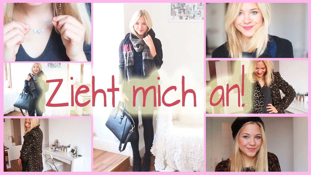 zieht mich an outfits f r uni und schule i interaktives video youtube. Black Bedroom Furniture Sets. Home Design Ideas
