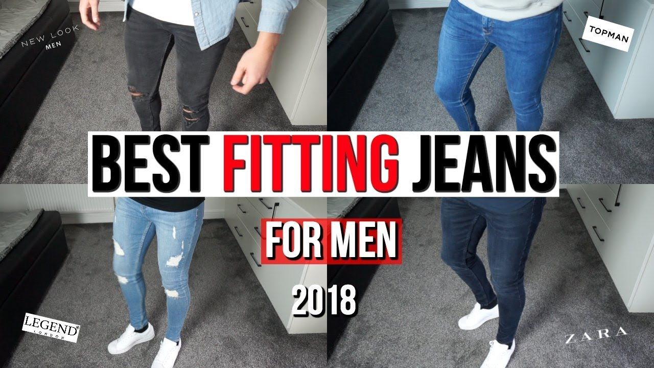 683ec28f3ab8a BEST FITTING SKINNY JEANS FOR MEN IN 2018 (Zara, Topman, New Look, Legend  London)
