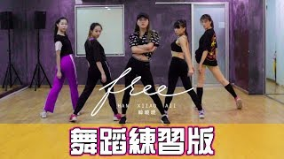 韓曉噯HANXIIAOAII - 【FREE】舞蹈練習版 thumbnail