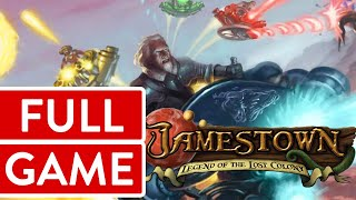 Jamestown: Legend of the Lost Colony [002] PC Longplay/Walkthrough/Playthrough (FULL GAME)