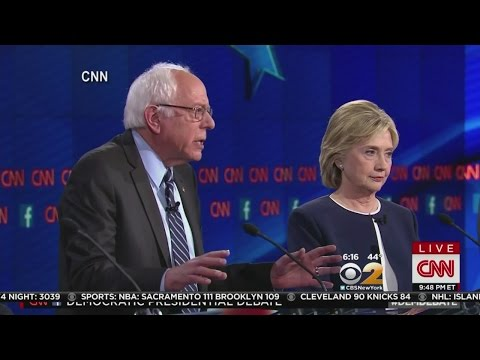 Second Democratic Presidential Debate