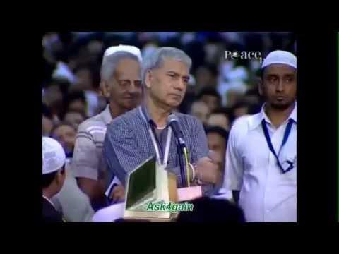 نصراني يسأل ويدخل الاسلام [مترجمCC] - الدكتور ذاكر نايك 2013 | الاسلام في دبي Islam In Dubai