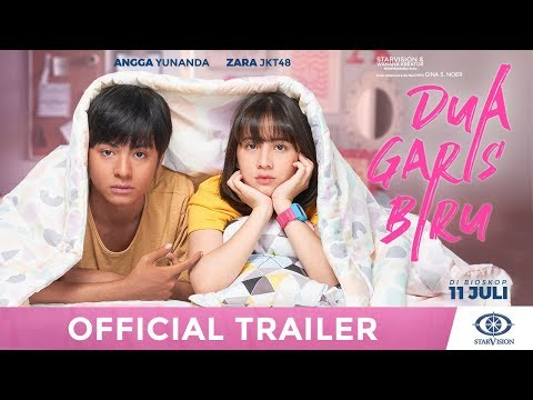 DUA GARIS BIRU - Official Trailer