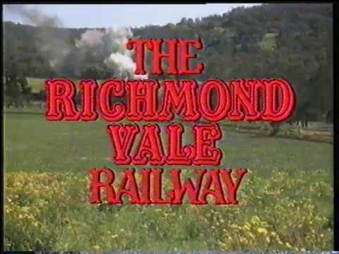 Richmond Vale Railway - 1987