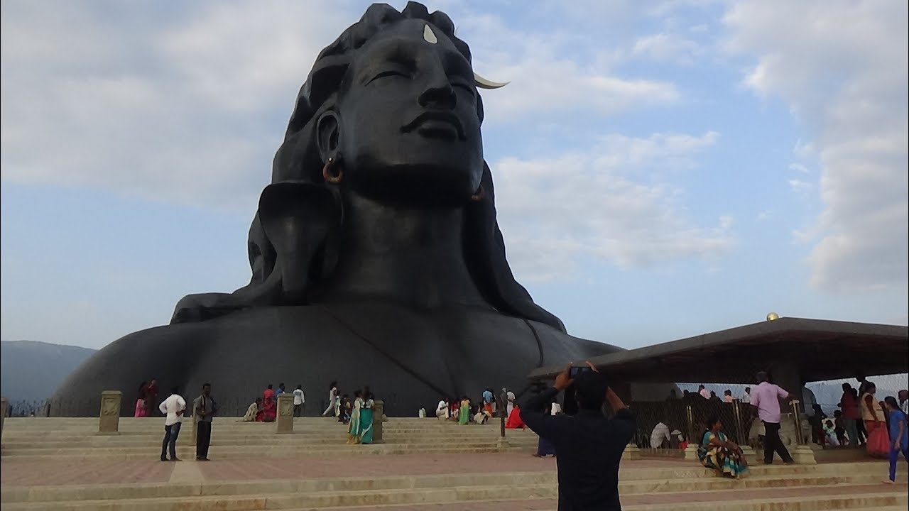 Isha yoga center - Isha yog Kendra - Coimbatore- Tamil Nadu - India | ईशा  योग सेंटर