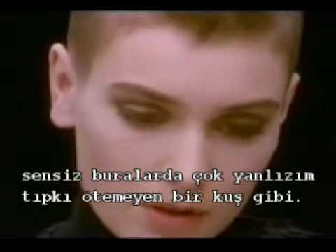 Nothing Compares to You - Sinead O'Connor