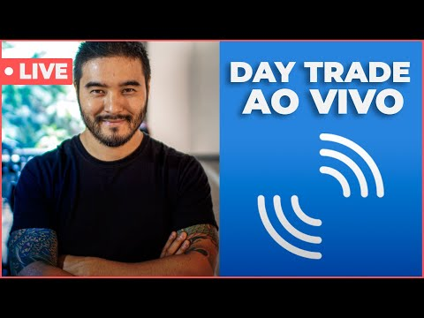 #DayTradeAoVivo No Portal Do Trader (01/07) - Bolsa De Valores Na Prática #daytrade