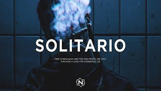 "J Balvin x Bad Bunny Type Beat 2019 - ""Solitario""   Latin Trap Instrumental 2019"