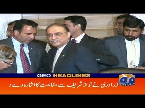 Geo Headlines - 10 PM - 21 October 2018