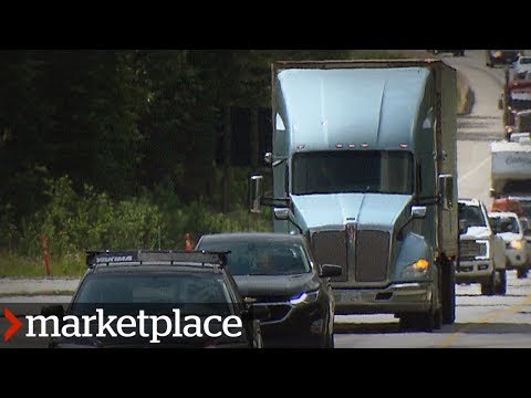 Truck-driver training: Minimum entry-level standards coming (Marketplace)