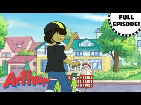 Slink's Special Talent | Arthur Full Episode!