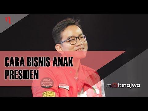 Mata Najwa Part 2 - Republik Digital: Cara Bisnis Anak Presiden