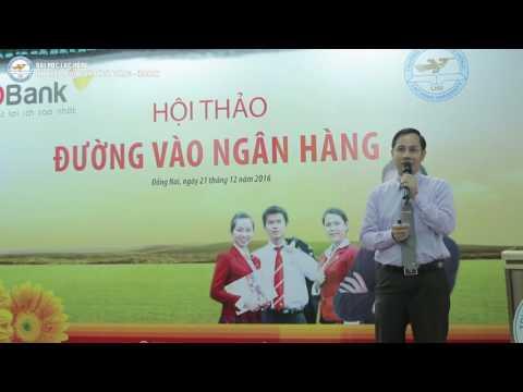 HDBank đồng hành cùng sinh viên Lạc Hồng - [LAC HONG PHOTO]