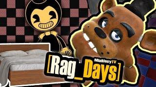 [Rag_Days] ► Проклятие Черной Пиццы #1 - Судьба Советской Кроватки ◄