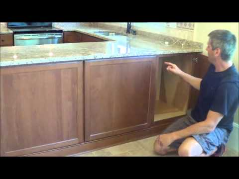 60 Kitchen Island Ethan Allen Table And Peninsula Back Idea - Youtube