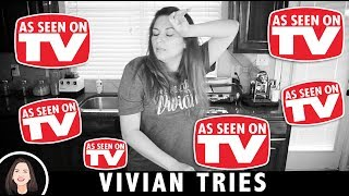 VIVIAN TRIES AS SEEN ON TV PRODUCTS