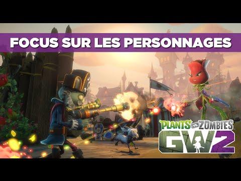 Plants vs. Zombies Garden Warfare 2 : Journal des développeurs et focus sur les personnages