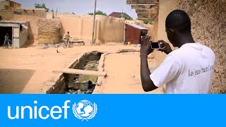 Youth map the climate change they want to see   UNICEF