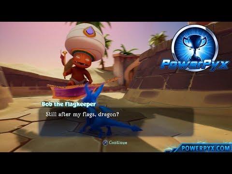 Spyro 2 Ripto's Rage - Duck and Cover Trophy / Achievement Guide