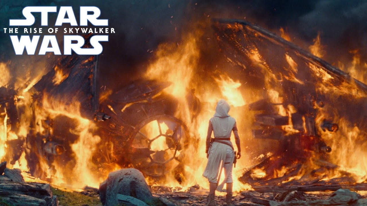 "Star Wars: The Rise of Skywalker | ""She"" TV Spot"
