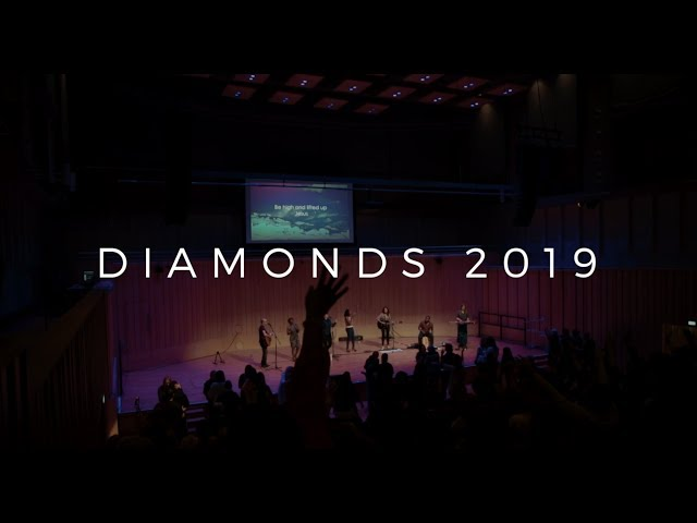 Diamonds 2019 |  Womens Conference - Save the Date