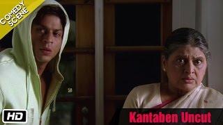 Kantaben Uncut - Comedy Scene - Kal Ho Naa Ho - Shahrukh Khan Saif Ali Khan amp Preity Zinta