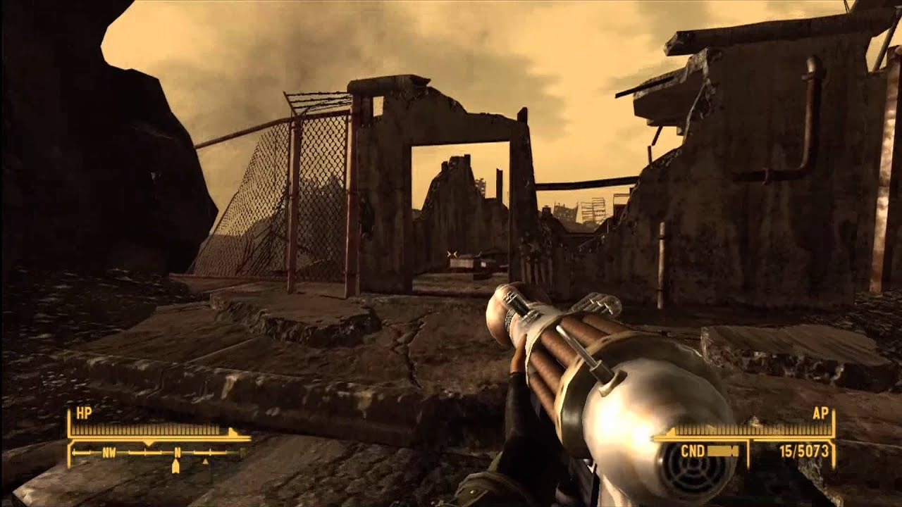 industrial hand location fallout new vegas: lonesome road (hd 1080p