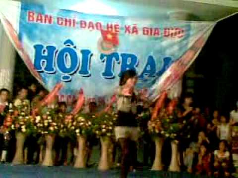 Roly poly  T ara dance cover in Hoi trai Gia Duc Thuy Nguyen Viet Nam