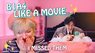 B1A4 (비원에이포) - '영화처럼 Like a Movie' MV REACTION!