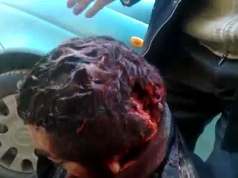 Gaddafi's Sniper Kills Man in Neighbourhood (Feb. 28, 2011) - YouTube