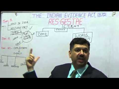 Indian Evidence Act 1872