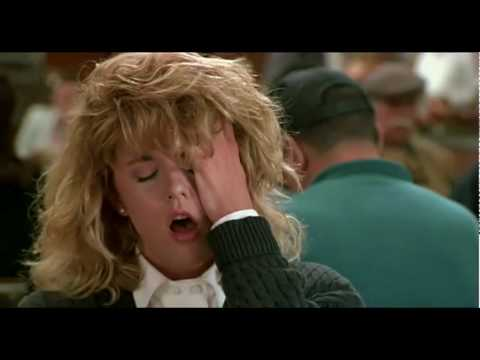 Meg Ryan Fake Orgasm Scene
