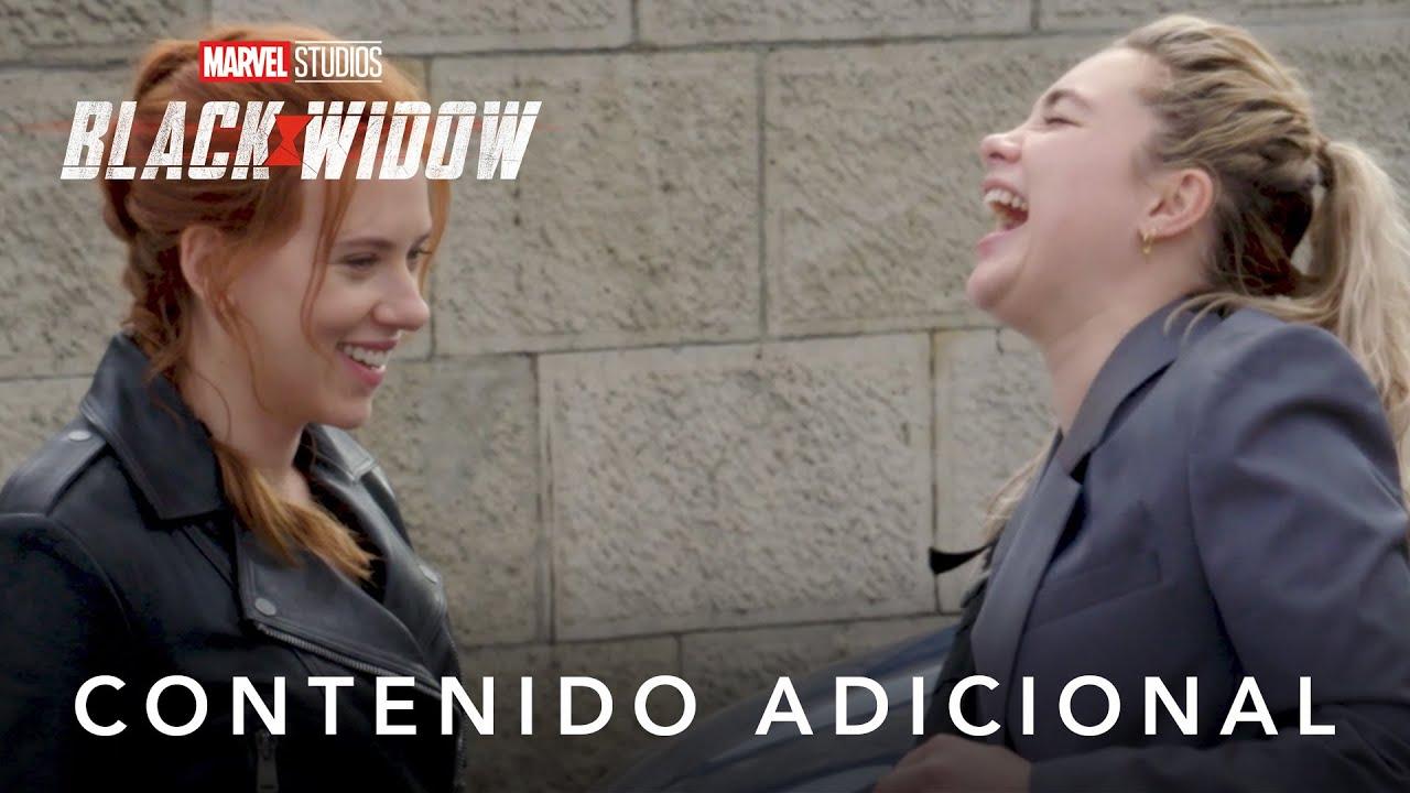 Black Widow | Contenido Adicional