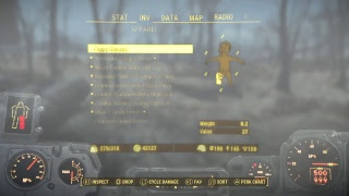 Fallout 4: XO-1 Power armor location