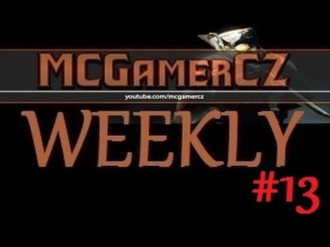 MCGamerCZ Weekly - Streaming, Playlists, Lag, Endurance Runs & 25,5K Subs