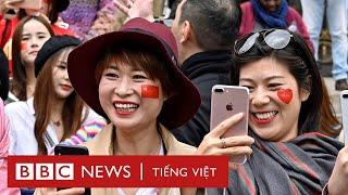 Người Pháp nghĩ gì về Hong Kong và người TQ?  - BBC News Tiếng Việt