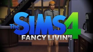 The Sims 4: YOUTUBER HOUSE - Ep7 - FANCY LIVIN