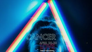 CANCER:You are changing them without even knowing!💖 APRIL 20-30