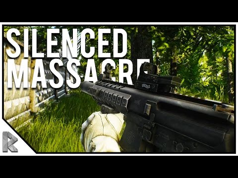 SILENCED CO-OP MPX MASSACRE on CUSTOMS! - Scav  Gameplay (Escape from Tarkov Gameplay) #17