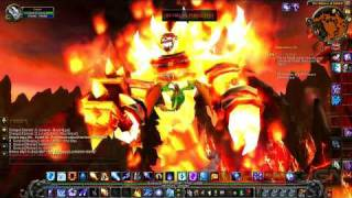 World of Warcraft: Cataclysm: Hyjal Gameplay
