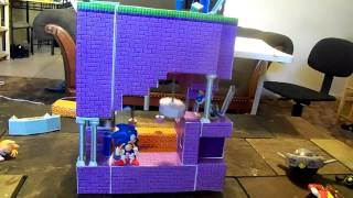 Marble Zone Papercraft Modification