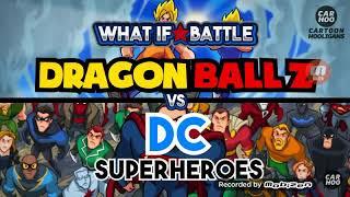 Dbz/dbs vs the dc universe parody made by cartoon hooligans