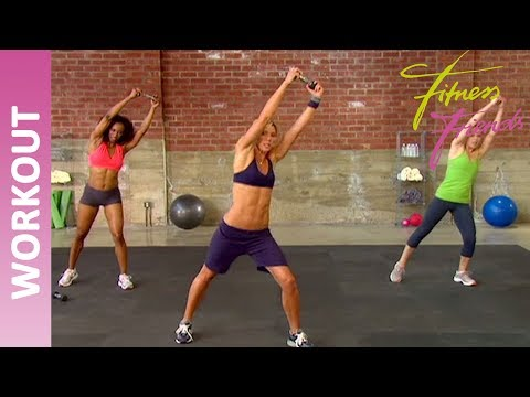 Jackie Warner Collector's Box - Xtreme Bauch - Workout (1) II Fitness Friends